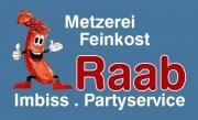 Johann Raab GmbH & Co KG Metzgerei und Feinkost - Logo